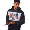 Ecko Unltd Course Over Head Hood Dark Grey