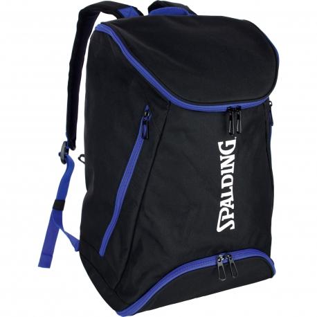 Spalding Backpack Black/Royal 40L (50 X 40 X 25 Cm)