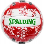 Spalding Beachvolley Rome Sz.5 Green/White/Red