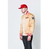 New Era NFL Bunda F O R Sateen Bomber San Francisco 49Ers - Gold