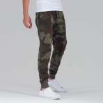 New Era NBA Tepláky Bng Fleece Track Pant Chicago Bulls - Camo