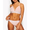 Ellesse Heritage Paradiso Bra Top Strawberry Cream