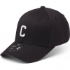 State Of Wow Šiltovka Charlie Baseball Cap - Crown 2 - Black/White - Strapback