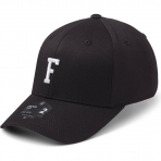 State Of Wow Šiltovka Foxtrot Baseball Cap - Crown 2 - Black/White - Strapback