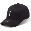 State Of Wow Šiltovka India Baseball Cap - Crown 2 - Black/White - Strapback