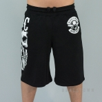 Mafia & Crime Mc Bandana Short Black