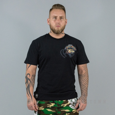 Mafia & Crime Cartel De Sinaloa Shirt Black