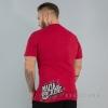 Mafia & Crime Mc Comic Worldwide Shirt Red