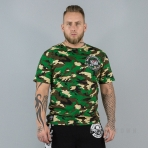 Mafia & Crime Bare Knuckle Shirt Camo