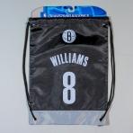 NBA Brooklyn Nets Williams D.Nr.8 Drawstring Backpack