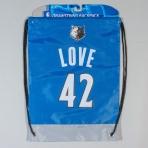 NBA Minnesota Timberwolves Love K.Nr.42 Drawstring Backpack