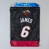 NBA Miami Heat James L/ Nr.6 Drawstring Backpack