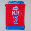 NBA Los Angeles Clippers Paul C. Nr.3 Drawstring Backpack