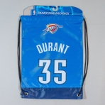 NBA Oklahoma City Thunder Durant K. Nr.35 Drawstring Backpack