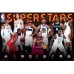 NBA Poster NBA - Superstars