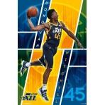 NBA Poster Donovan Mitchell