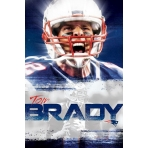 NFL Poster New England Patriots Tom Brady
