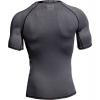Under Armour Heatgear® Armour Compression Short Sleeve Shirt Seda