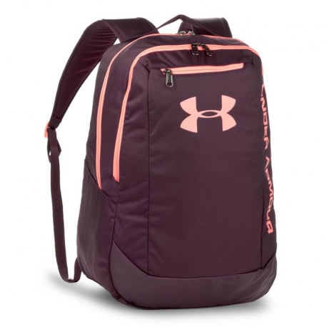 Under Armour Hustle Ldwr Backpack Purple