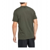 Under Armour Blocked Sportstyle Graphic T-Shirt Green