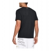 Under Armour Basketball Logo Basketball Graphic T-Shirt Black
