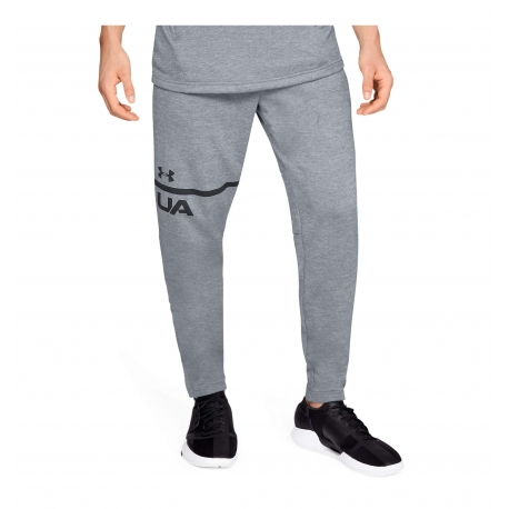 Under Armour Mk-1 Terry Tapered Pants Steel