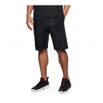 Under Armour Baseline Fleece Basketball Shorts Black