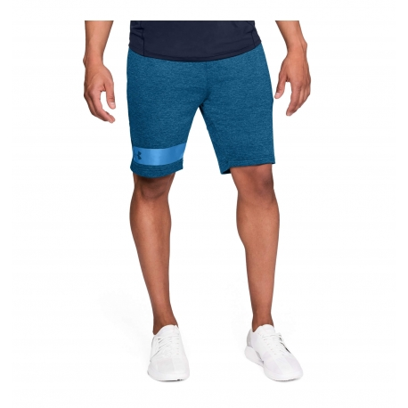 Under Armour Mk-1 Terry Shorts Moroccan Blue