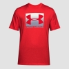 Under Armour Boxed Sportstyle Graphic T-Shirt Red