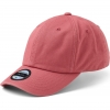 State Of Wow Šiltovka Vincent Soft Baseball Cap Dusty Rose
