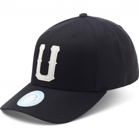 State Of Wow Šiltovka United 2 Baseball Snapback Cap Black