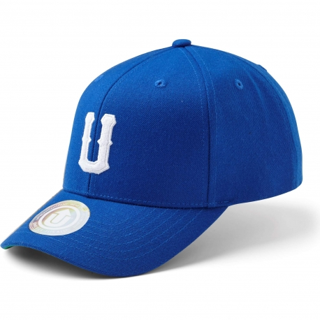 State Of Wow Šiltovka United Terry Baseball Cap Royal