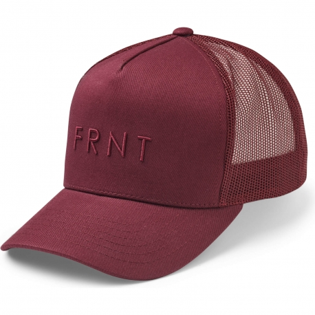 State Of Wow Šiltovka Truth Baseball Trucker Cap Bordeaux
