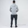 Mitchell & Ness Distressed Hwc Team Logo Hoody Boston Celtics Grey