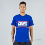 New Era NFL Tričko F O R 90S Fan Tee New York Giants - Blue