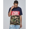 Cayler & Sons Black Label Ante Up Tee Navy/Mc