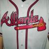 Majestic Atlanta Braves Replica Jersey