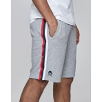 Cayler & Sons White Label Taped Sweatshorts Heather Grey/Mc