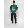 Karl Kani OG Tee green/orange/white