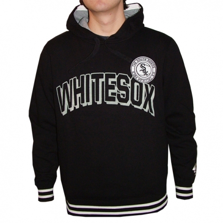 Majestic Silver Over the Head Hooded Sweat