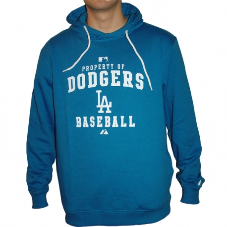 Majestic Dinger hooded Sweat front print