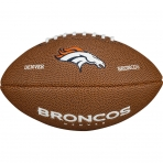 Wilson NFL Mini Team Logo Fb Dn