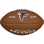 Wilson NFL Mini Team Logo Fb At