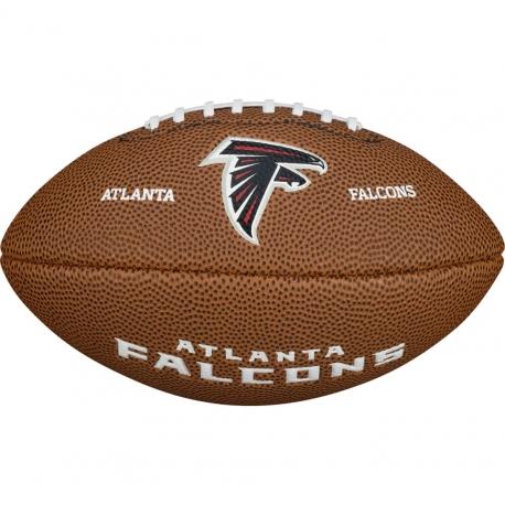 Wilson NFL Mini Team Logo Fb At