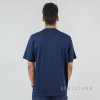 Russell Athletics Heritage Baseliners Tee Shirt Navy