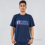 Russell Athletics Heritage Generals Tee Shirt Navy