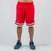 MITCHELL & NESS NBA SWINGMAN SHORTS CHICAGO BULLS 1997-98 RED/WHITE