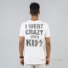 Shine Original Rock Icon Tee Kiss - White