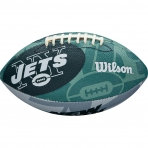 WILSON NFL JR TEAM LOGO FB NJ