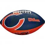 WILSON NFL JR TEAM LOGO FB CH